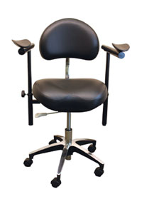 dental microscope chair